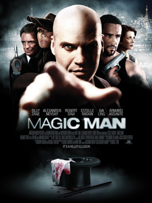 Magic Man Trailer Full Synopsis And One Sheet Bloody