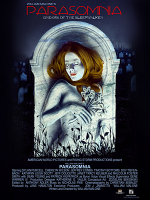 parasomnia AFM 08: Creepy New Art For Parasomnia