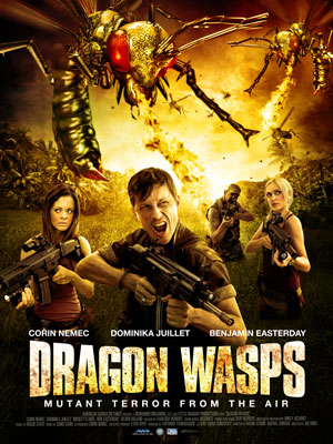 Dragon Wasps : L'ultime fléau (TV)